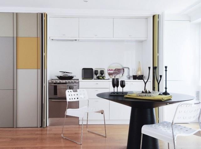 cuisine cachee kitchen pinterest cuisine. Black Bedroom Furniture Sets. Home Design Ideas