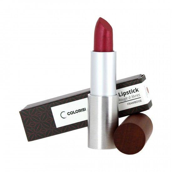 Rouge à lèvres Couvrant Nacré 09 - Framboise - 25€