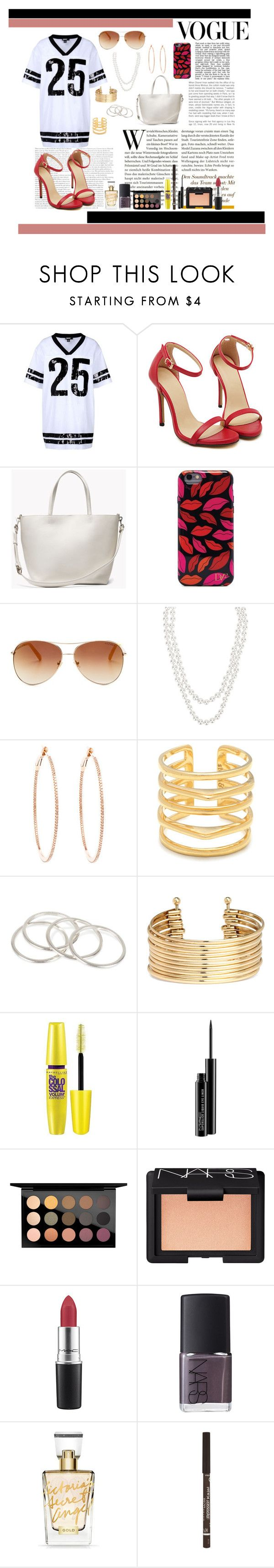 """""""Best Thing"""" by perfect-styles ❤ liked on Polyvore featuring beauty, DKNY, Theory, Diane Von Furstenberg, Tommy Hilfiger, Henri Bendel, Rosa de la Cruz, Stella & Dot, Vanessa Mooney and H&M"""