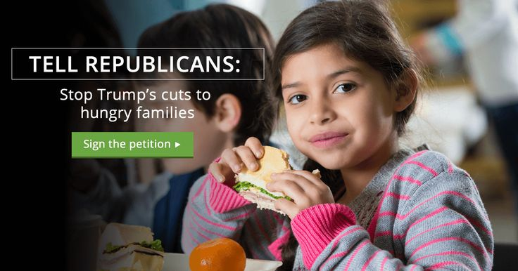 Donald Trump's extreme cuts to federal food assistance will cause families to go hungry. We must act now to stop it