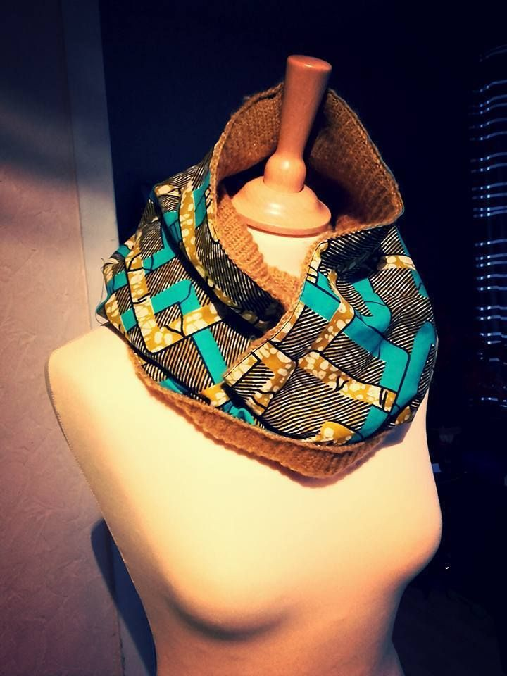 18 best African Inspired Scarves & Shawls images on ...