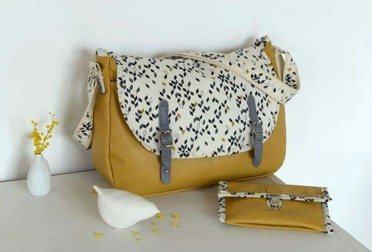 2035 best tutos cabas et sacs images on pinterest bags backpacks and couture sac - Tuto couture sac besace ...