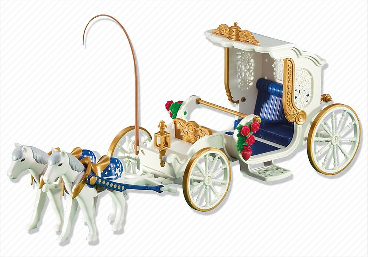 Carrosse des mariés - 6237 - PLAYMOBIL® France