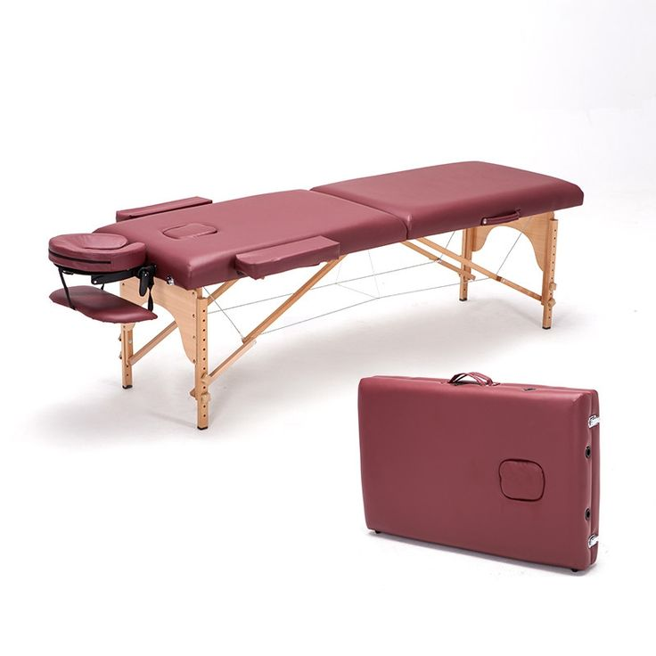 german import beech massage folding massage bed portable beauty care beauty bed bed table facial