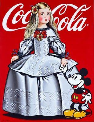 Disney y Coca Cola del Equipo Cronica