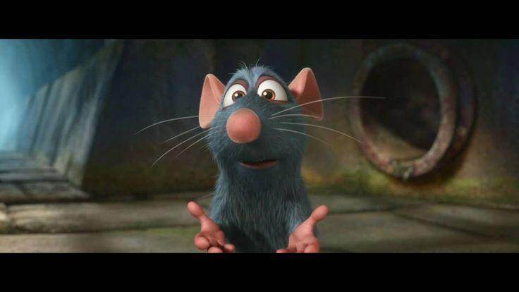 Ratatouille, Zeichentrick USA 06