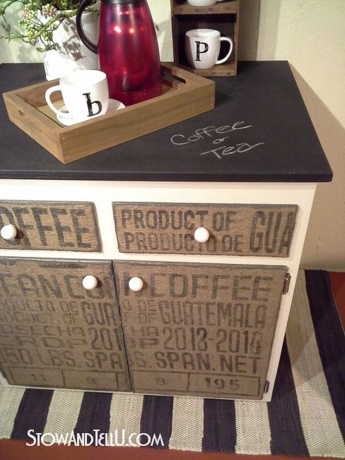 25 Best Ideas About Burlap Coffee Bags On Pinterest