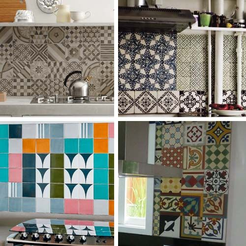 Patchwork in cucina: Blog Arredamento facile, Interior Design e Lifestyle