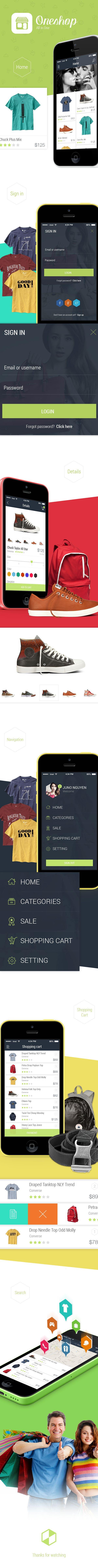 App - Mobile