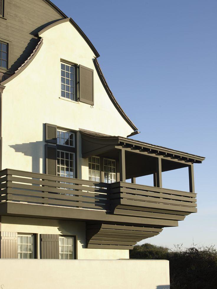 second floor corner porch by mcalpine tankersley railing designhouse. beautiful ideas. Home Design Ideas