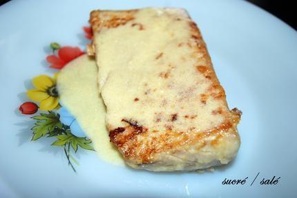 recette pavé de thon au citron et moutarde