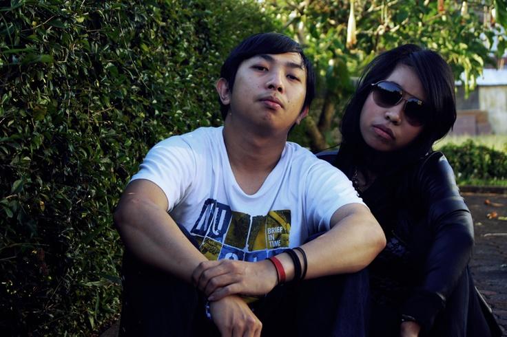 photo by:Nunung Nurhayati model:Yoan Usmany & Shenna. Villa Istana Bunga Bandung, Indonesia