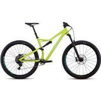 Specialized Stumpjumper Comp Alloy 29/6fattie Mountain Bike 2018 M - Gloss Hyper/Mint Clean
