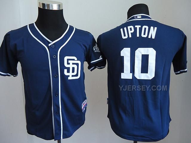 http://www.yjersey.com/padres-10-justin-upton-navy-youth-cool-base-jersey.html OnlyEll** **ton                    19/07/2016 PADRES 10 JUSTIN UPTON NAVY YOUTH COOL BASE JERSEY Free Shipping!