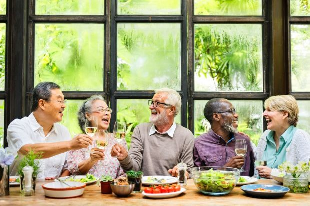 Would you live in a share house at 70?