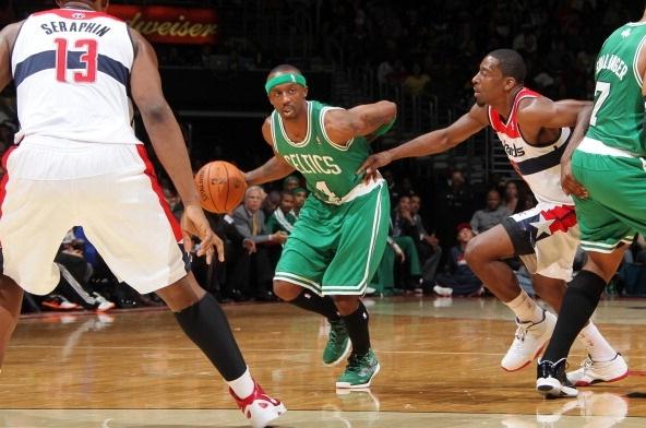 NBA 2013: Boston Celtics edge Washington Wizards out 89-86 | TheSportsNext.com