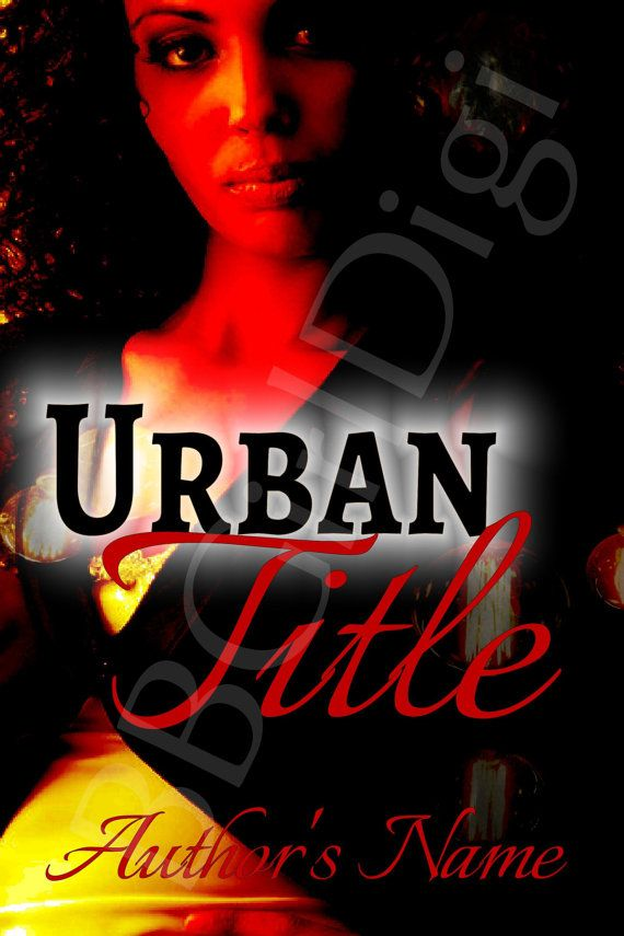 Urban Book Cover Design ~ Best premade book covers images on pinterest