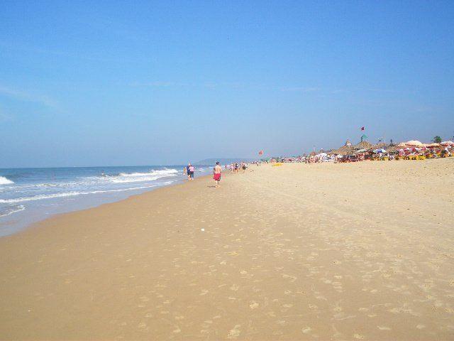 Candolim Beach - Goa