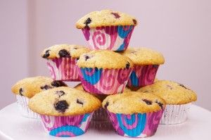 The Best Blueberry Muffins From Scratch