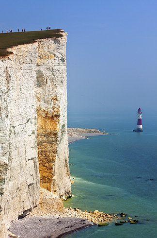 Beachy Head, East Sussex, England  #England #Cambridge  http://www.cleanerscambridge.com/