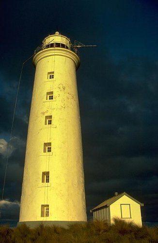 Tasmania - Swan Island Lighthouse - 1845