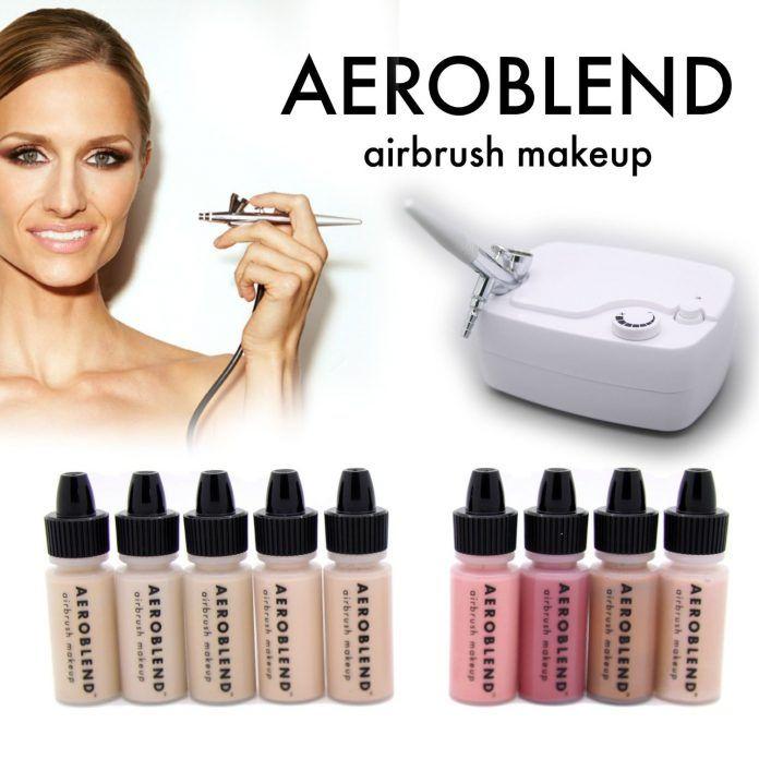 Best 25+ Airbrush makeup kit ideas on Pinterest | Airbrush makeup ...