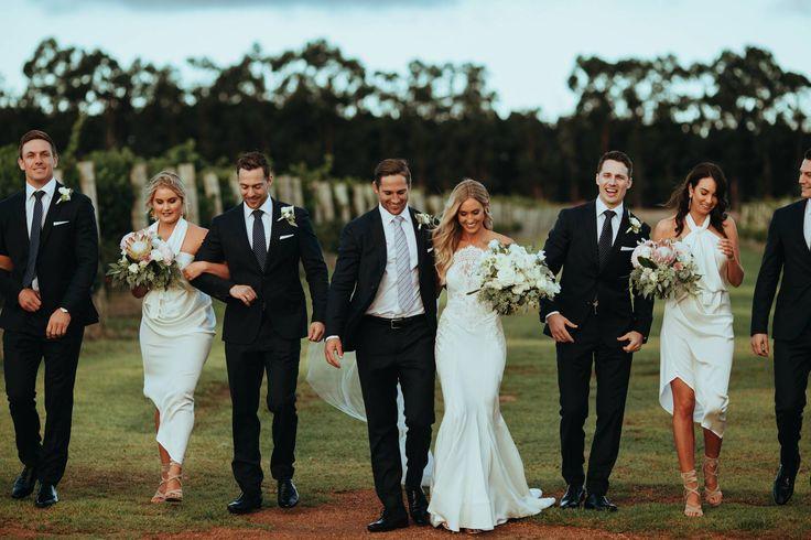 Image 18 - Beautiful Winery Wedding: Amy   Al in Real Weddings.