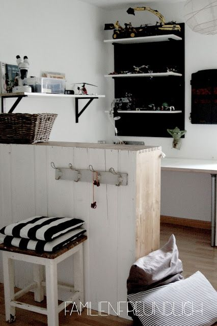 familienfreundlich kinderzimmer gestaltungsideen f rs haus pinterest kinderzimmer. Black Bedroom Furniture Sets. Home Design Ideas