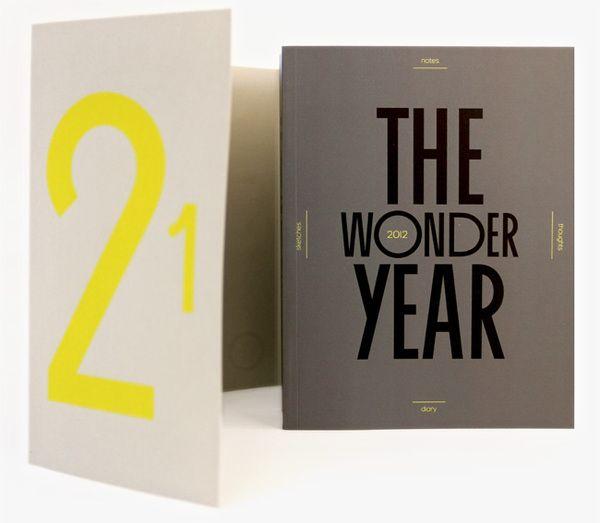 The Wonder Year by Studio Beige , via Behance