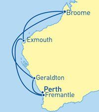 Pacific Eden  Cruise - Ozcruising