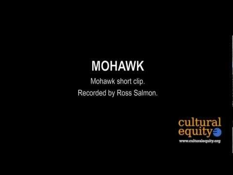 Parlametrics: Mohawk  another endangered language