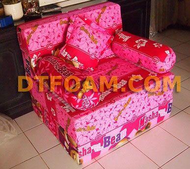 https://dtfoam.com/sofa-bed-karatek-kartun-masha-the-bear-pink/ sofa bed anak inoac murah jual promo diskon gratis ongkir jabodetabek