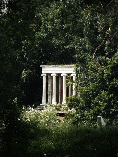 "monumenteuitate: ""Chrissoveloni family crypt on the Ghidigeni estate. Galaţi county, Romania """