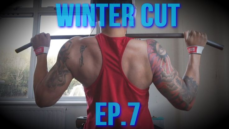 Winter Cutting │Full Back workout │Ep7