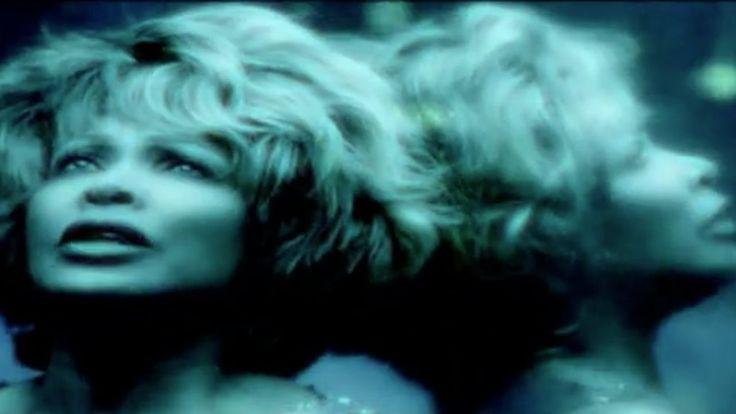 The glorious Tina Turner - rock'n'roll phoenix -Whatever you want, 1996