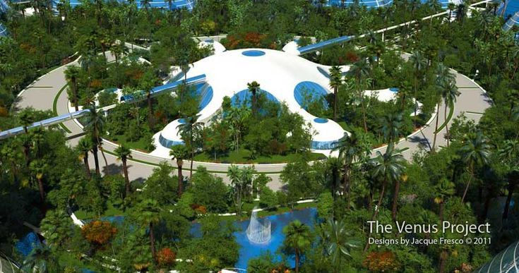 Technology can save us. The Venus Project offers a comprehensive plan for social reclamation in which human beings, technology and nature will be able to coexist in a long term, sustainable state of dynamic equilibrium