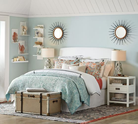 Color Palette Walls Are Sherwin Williams Carefree 6777