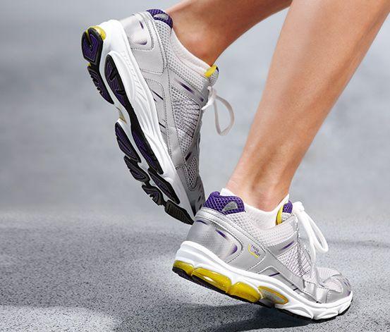 Dámské běžecké boty pro optimální stabilitu a tlumení nárazů