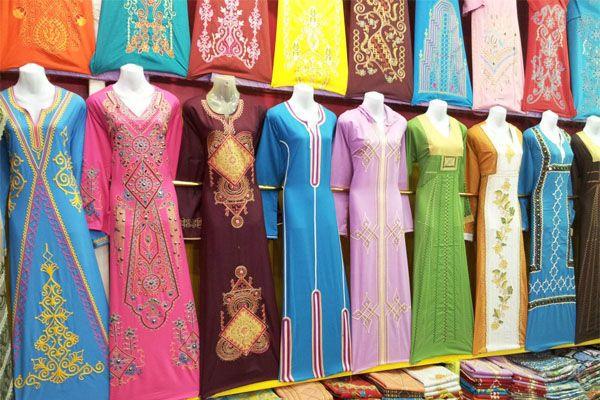 Jubah Cotton Sesuai Buat Wanita Muslimah Malaysia | http://www.wom.my/stail/jubah-cotton-muslimah/