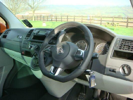 Volkswagen T5 SWB 200BHP Raceline Edition Kombi