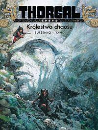 """Surżenko, Yann, """"Królestwo chaosu"""", przeł. Wojciech Birek, Egmont Polska, Warszawa 2011. 48 stron"""