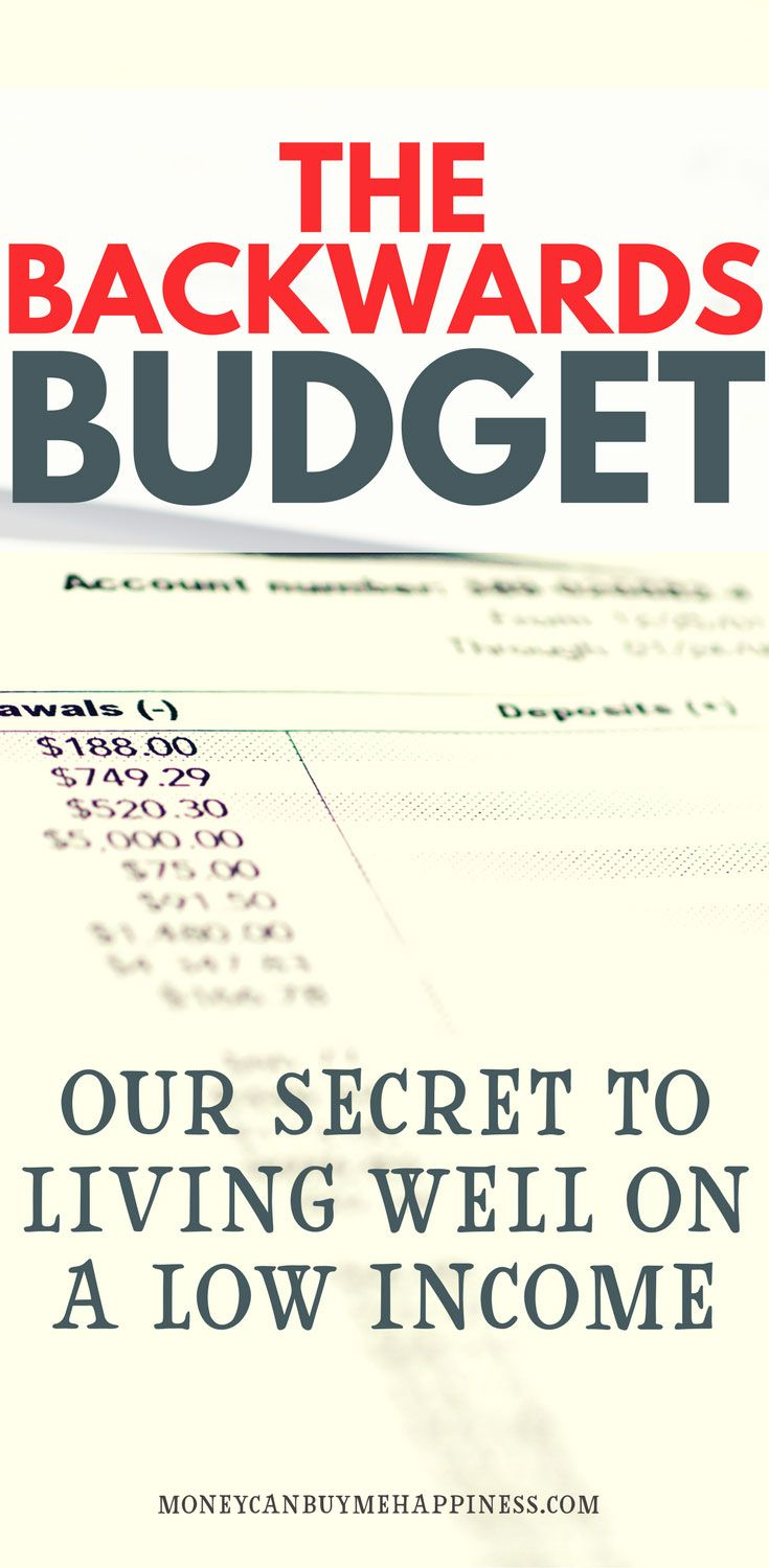 Exactly how we travel, save money and own our own home as a one (low) income family. The BEST way to budget!