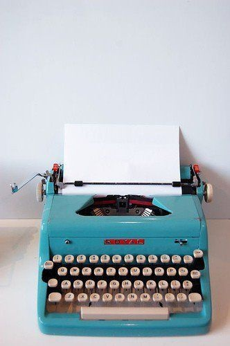 Typewriter #Anthropologie #PinToWin