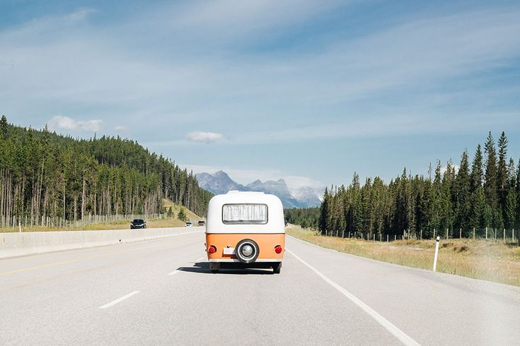 On the open road, Canada