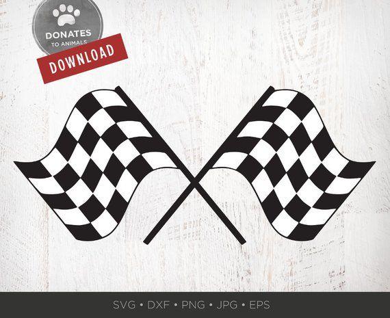 Racing Flag Svg Race Car Flag Svg Checkered Flag Svg Rally Etsy Car Flags Racing Checkered Flag