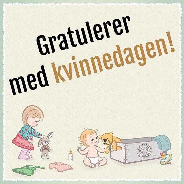 Gratulerer med kvinnedagen!