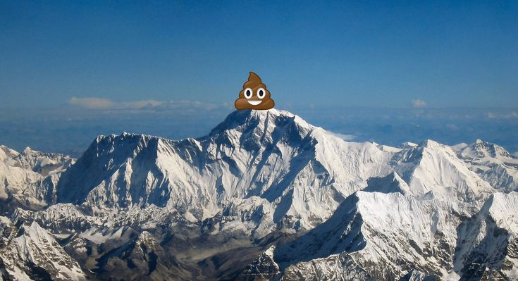Nepal adverte: alpinistas est�o deixando ~dejetos no Monte Everest