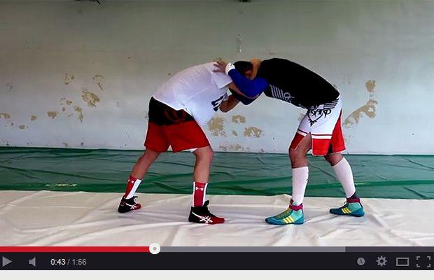MMA training techniques led by Attila Végh - Part 5