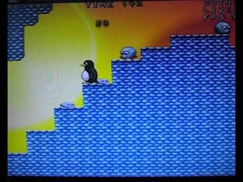 "Tux vs Nolok 3 ""Tux save Penny"" - YouTube"
