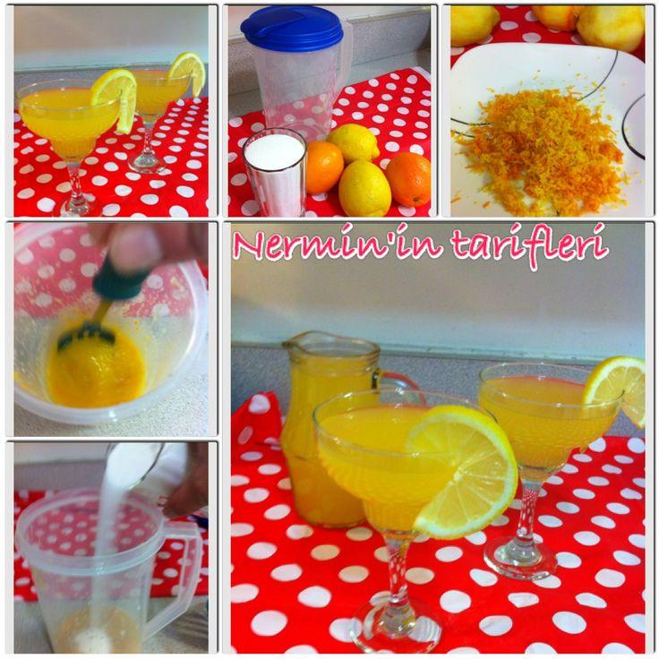 Nermin'in tarifleri: limonata tarifi